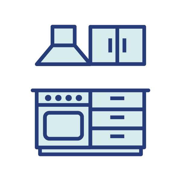 Einbauküche vorhanden